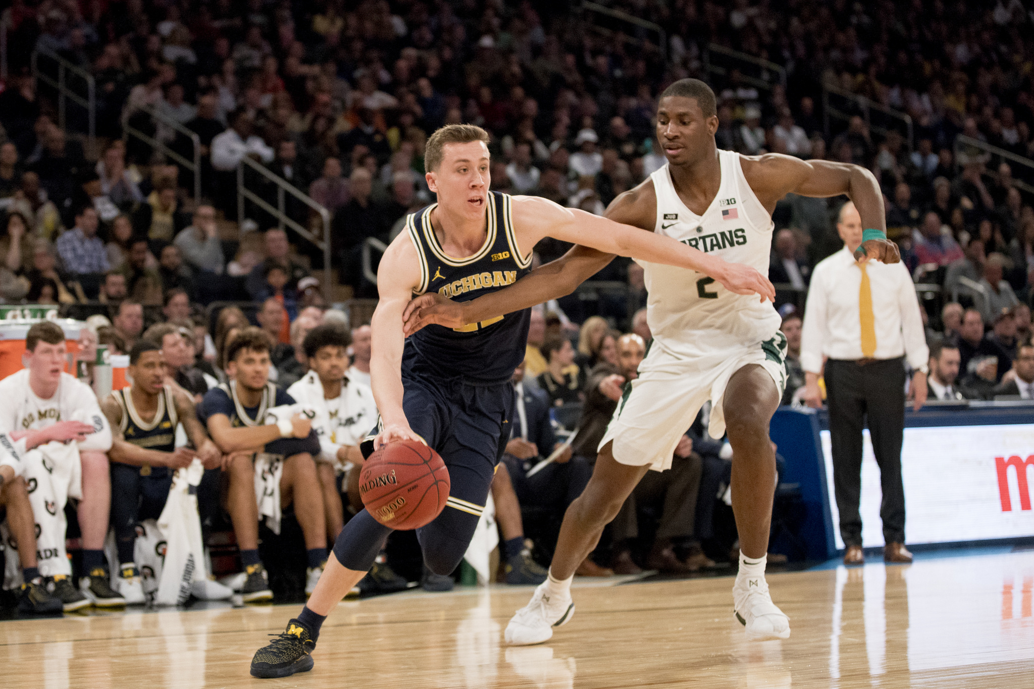 Duncan Robinson Signs Two Way Contract With Miami Heat Mgoblog