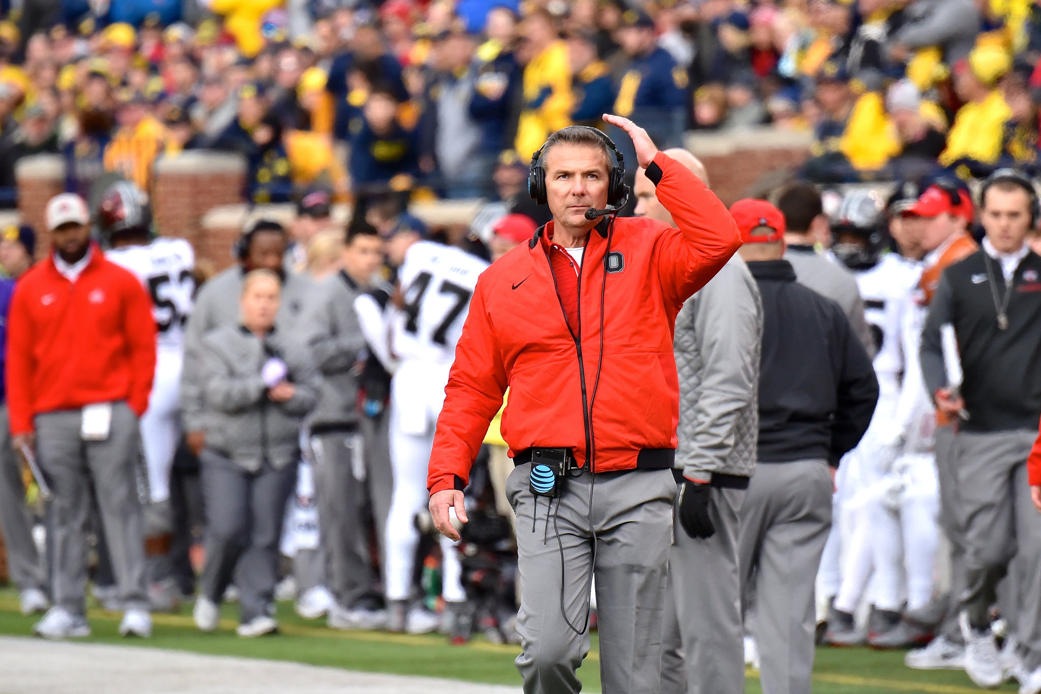 Urban Meyer Apologizes For 'Misleading' Domestic Violence Response