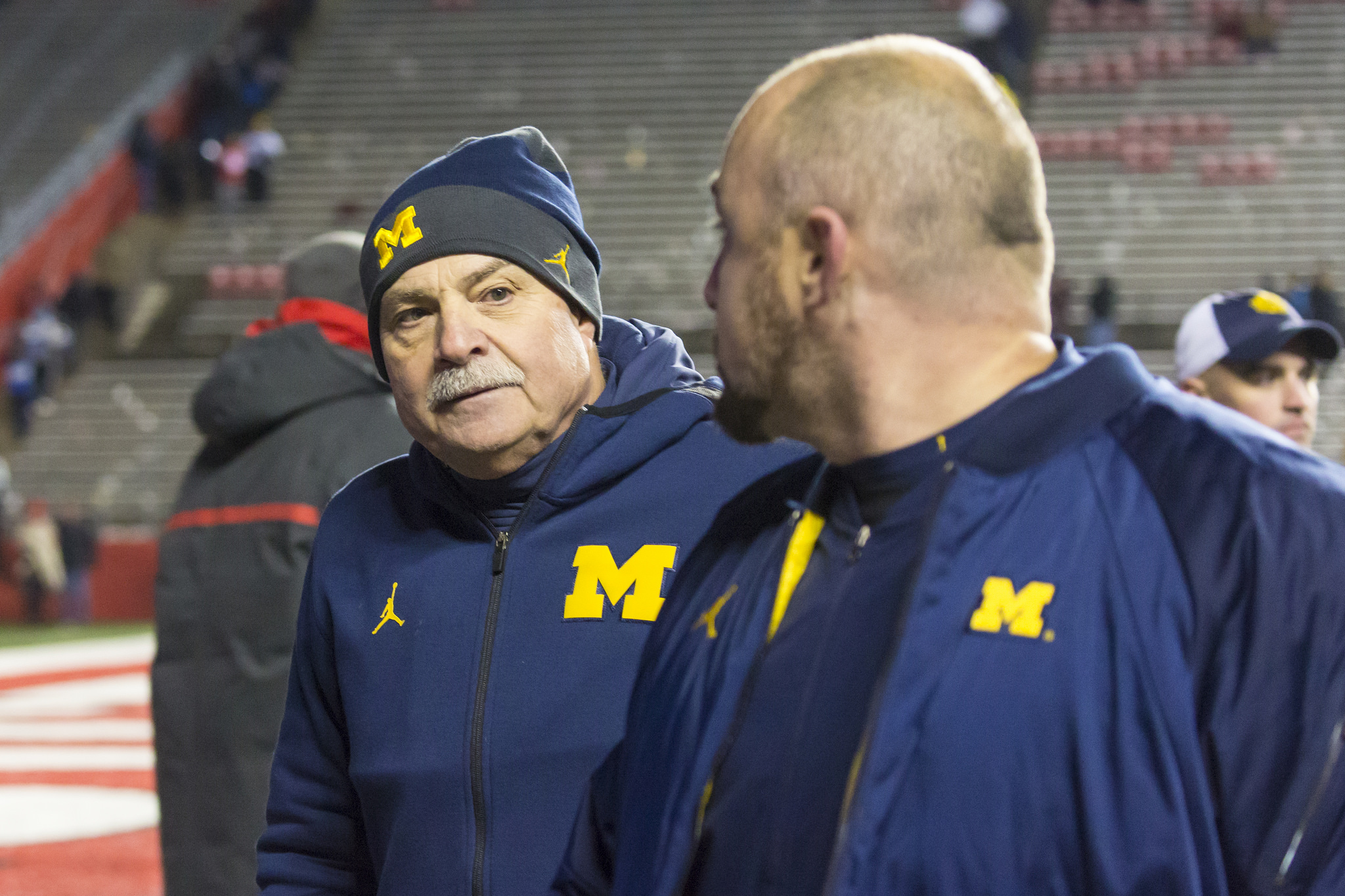Don Brown has continued to be one of the otp defensive coordinators in the nation