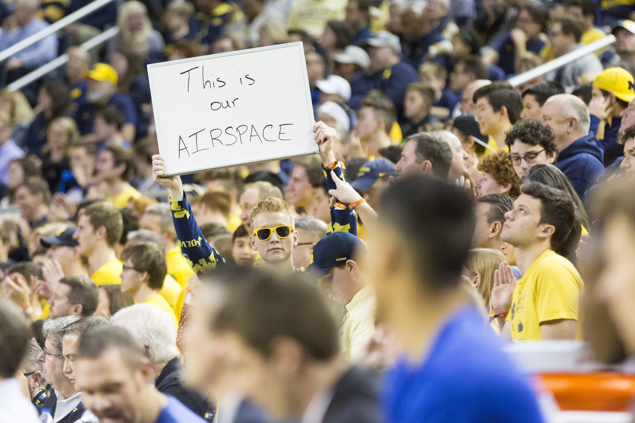 Michigan Wolverines looking to control only what they can