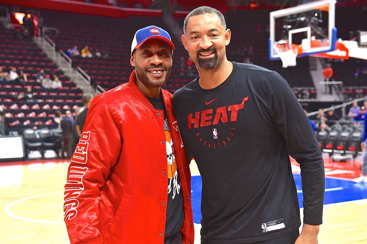 Juwan Howard Sends Heartfelt Message to Miami Heat