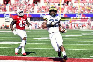 karan higdon could get an extra year [Bryan Fuller]