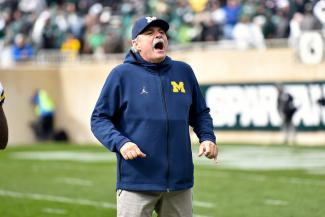 Don Brown gets you fired up