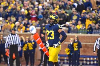 Tyree Kinnel thinks Michigan will be even better next season