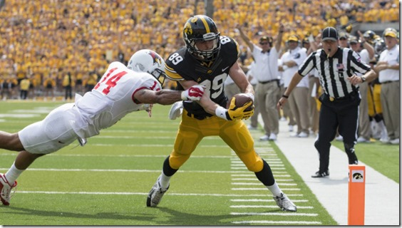 Iowa Football vs Illinois State