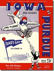 1944_Purdue_vs_Iowa-Pre-Flight