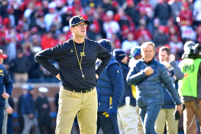 outback bowl teleconference jim harbaugh mgoblog