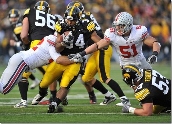 Andrew Sweat Marcus Coker Ohio State v Iowa scjV6AJG4Jcl[1]