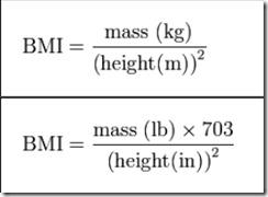BMI_Fomula