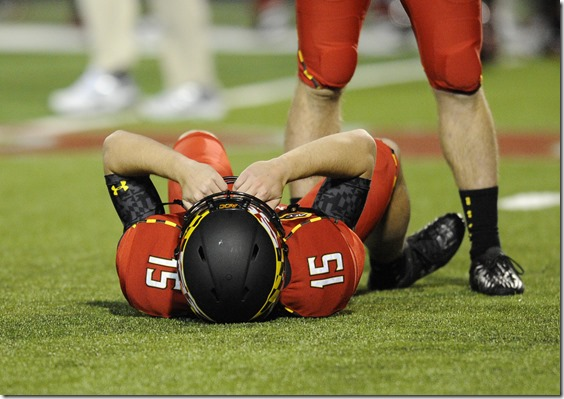 NC State Maryland Football