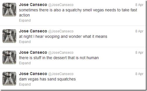 Canseco Vegas Wildlife