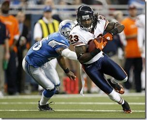 Chicago Bears v Detroit Lions PP-IefHt89al