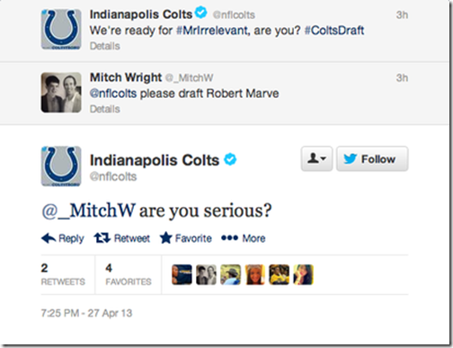 Colts Marve