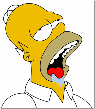 drooling_homer