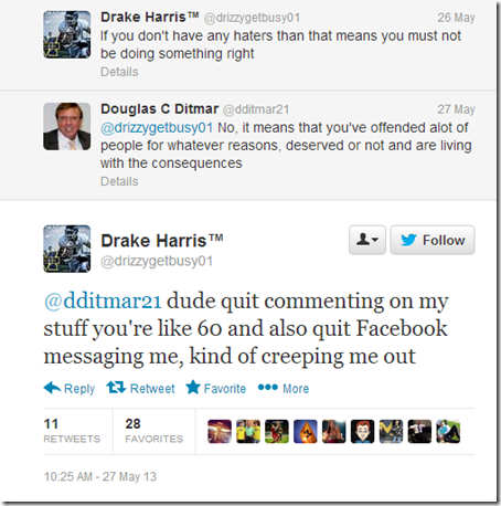 Drake Harris Old Dude