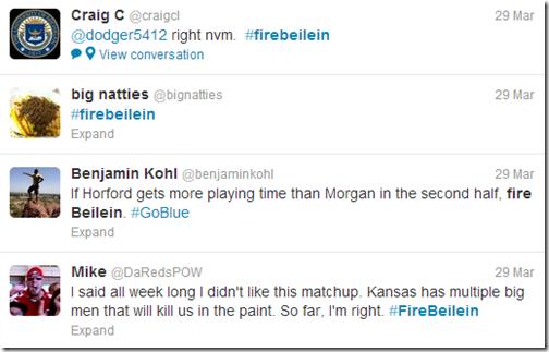 Fire Beilein 2