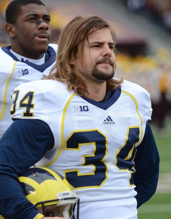 Brendan Gibbons Michigan Football Sexual Assault Case