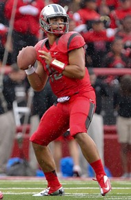 Sept 8, 2012; Piscataway, NJ, USA; during the second half at High Point Solutions Stadium.  Rutgers defeated Howard 26-0.  Mandatory Credit: Ed Mulholland-US PRESSWIRE