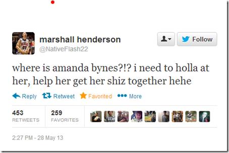 Marshall Henderson