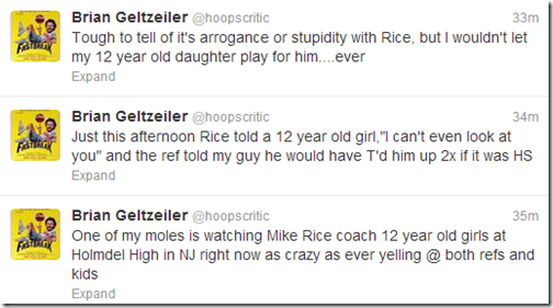 Mike Rice Redux
