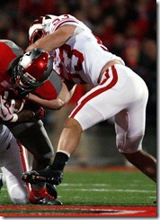 Mike Taylor Wisconsin v Ohio State VnWDmGyNkT3x