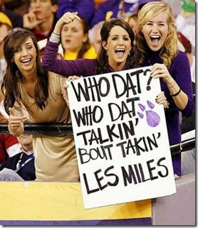 les-miles-who-dat