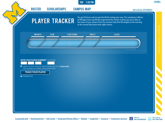 Player-Tracker