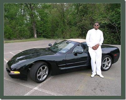 Pryor Corvette