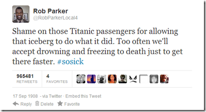 Rob Parker did not tweet this 2