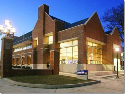 Ross Academic Center