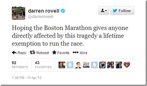 Rovell Marathon