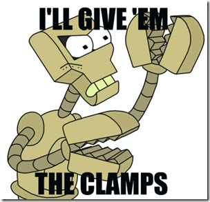clamps lewis