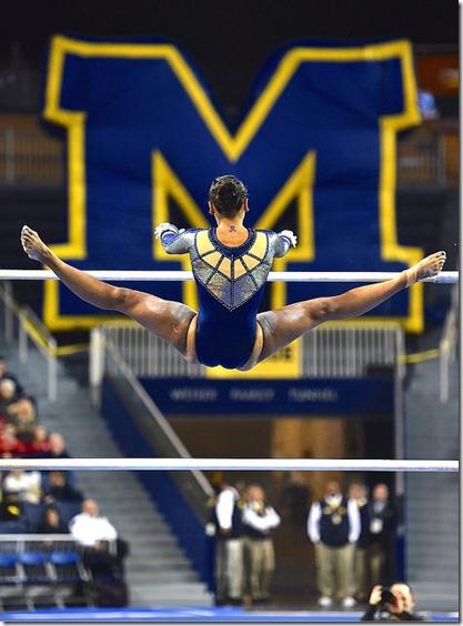 gymnastM