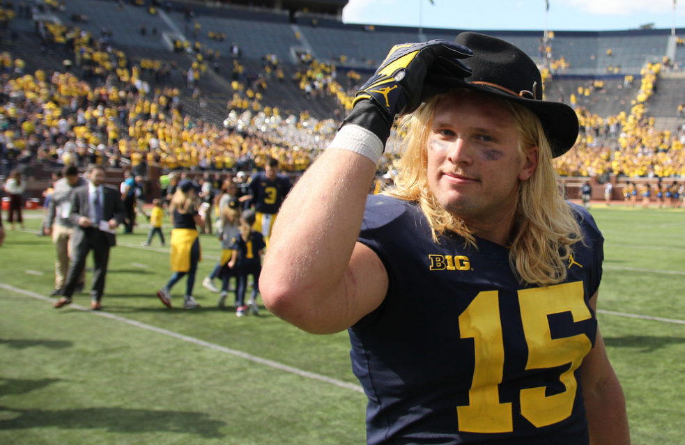 Image result for Chase Winovich upchurch hat