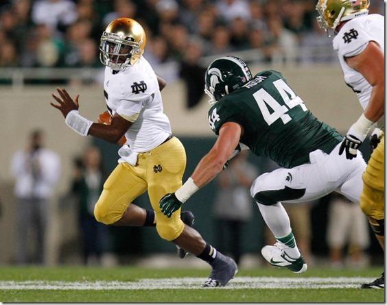 Marcus Rush Everett Golson Notre Dame v Michigan dR9AKlfC1QBl[1]