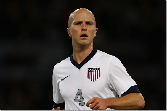 Michael Bradley of USA