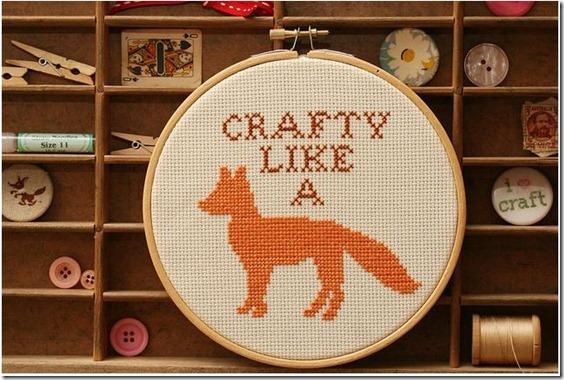 Penelope Waits Crafty Like a Fox[1]