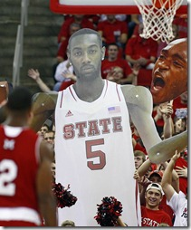 Miami Ohio NC State Basketball