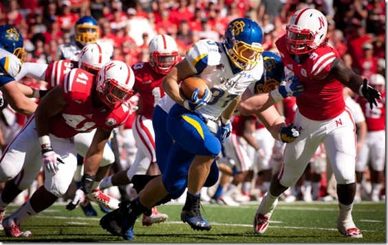 South Dakota State at Nebraska