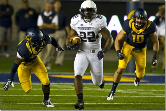Northwestern Football 2013-14