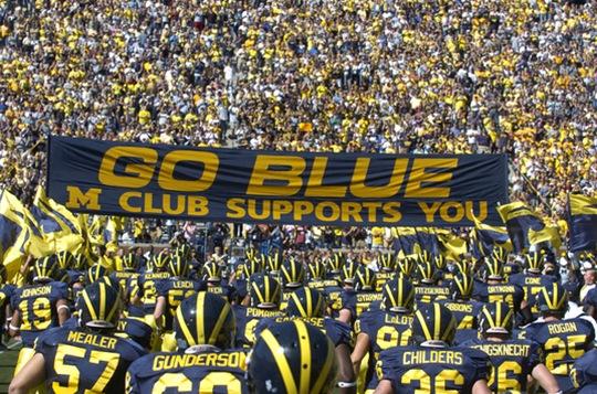 PREGAME<br /> Lon Horwedel | Ann Arbor.com