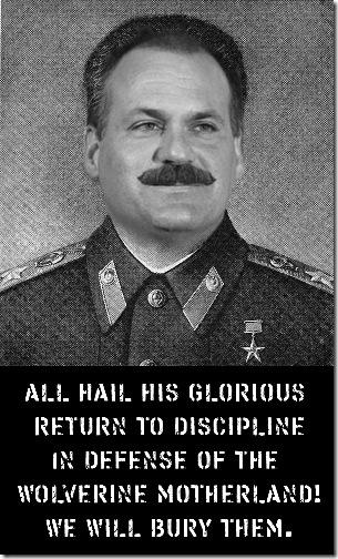 comrade Rod