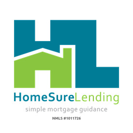 HomeSure Logo NMLS-1