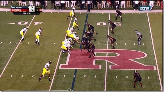 Rutgers 4-3 under