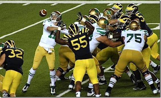NotreDame-Rees-fumble-vs.-Michigan[1]