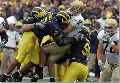 jimmy-clausen-michigan-sack