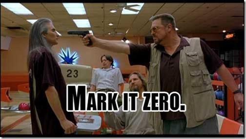 mark it zero 2