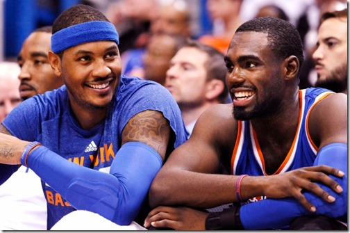 melo and tim