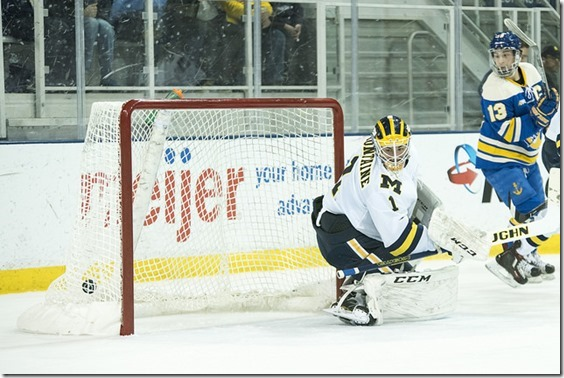 BIG10: Is This The Worst Michigan Hockey Team Since Red Berenson Rescued The Program?